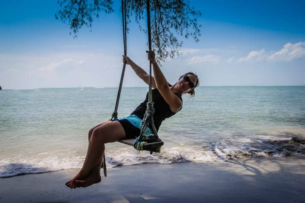 Taman Negara National Park Monkey Beach Penang Malaysia RTW Recap