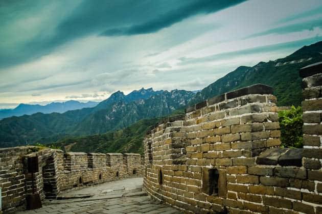 Great Wall of China Jiankou to Mutianyu Divergent Travelers