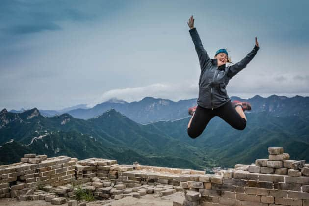 Great Wall of China -adventure bucket list