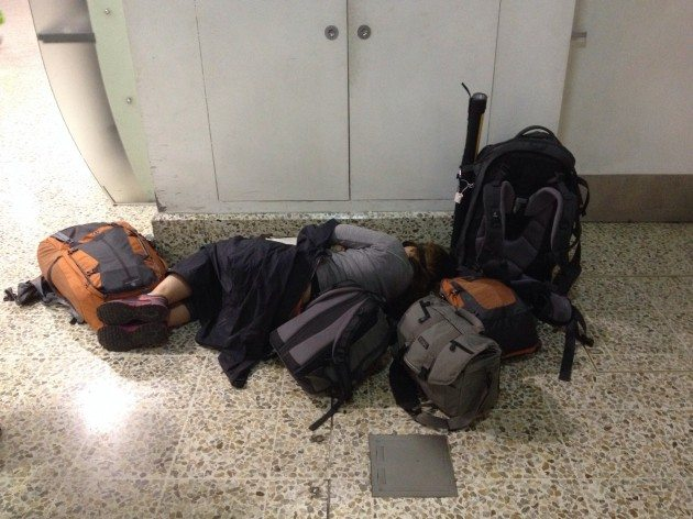 Jet Lag RTW Travel Divergent Travelers