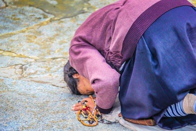best monasteries in Lhasa Tibet Jokhang Temple