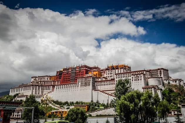 Potala Palace Tibet RTW Recap