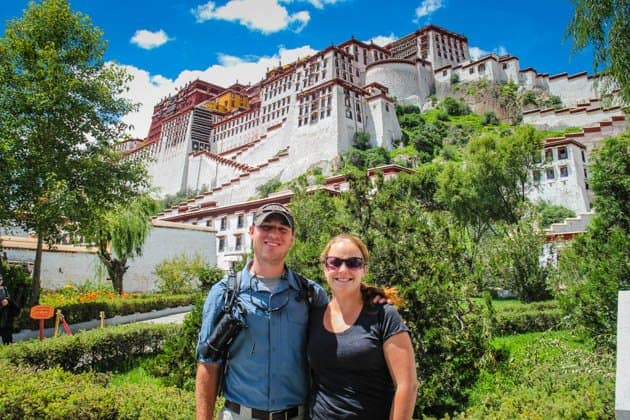 best monasteries in Lhasa Tibet Potala Palace