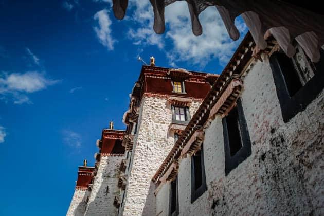 Potala Palace Lhasa Tibet