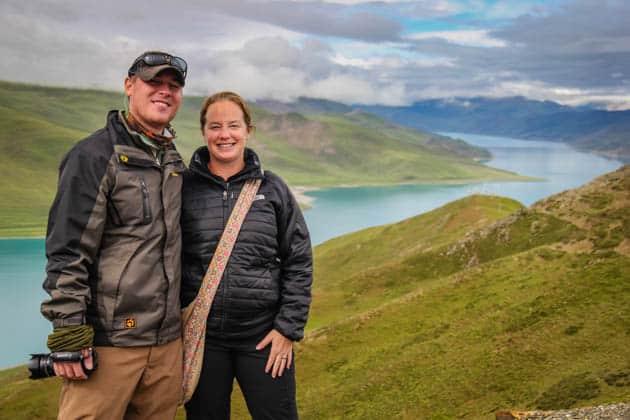 Yamdrok Lake Tibet Divergent Travelers