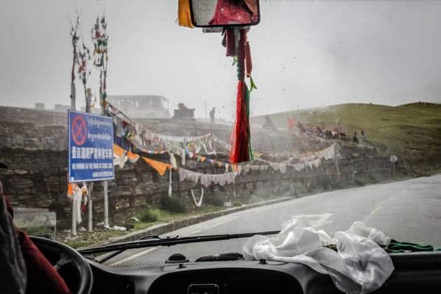 Lhasa to Shigatse Overland Tibet