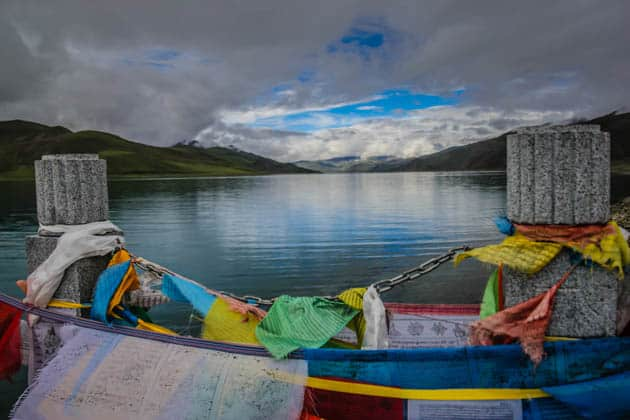 Yamdrok Lake Tibet RTW Recap