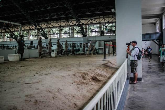 Terracotta Army Warriors China Divergent Travelers