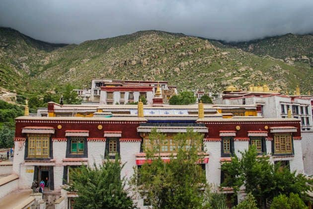 best monasteries in Lhasa Tibet Drepung Monastery