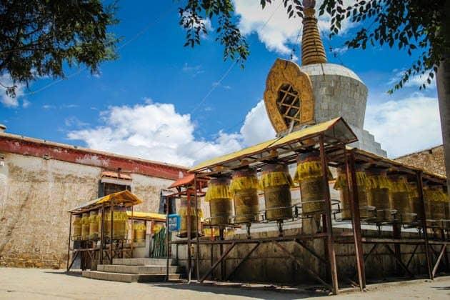 best monasteries in Lhasa Tibet Sera Monastery
