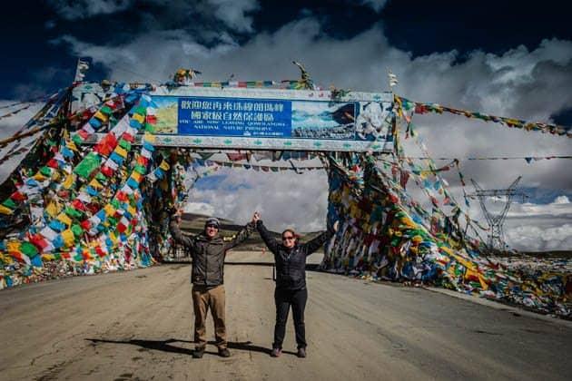 Qomolangma Nature Reserve Mount Everest Divergent Travelers