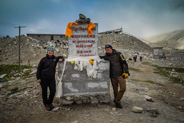 North Everest Base Camp Tibet Divergent Travelers Top Travel Blogs 2015