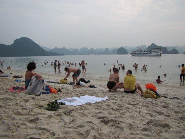 RTW Recap Vietnam Halong Bay