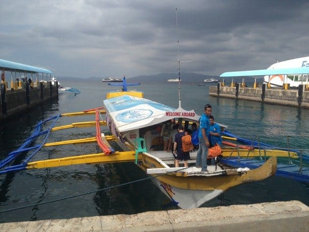 How to get from Manila to Puerto Galera