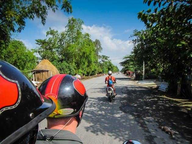 Top Gear Scooter Trip Vietnam Buffalo Run