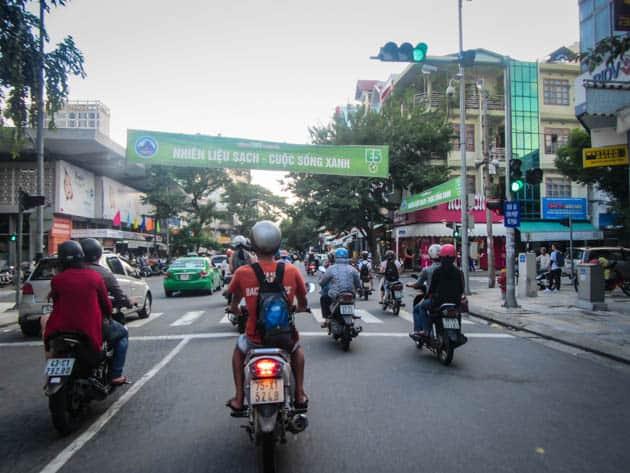 Vietnam Motorbike Hue to Hoi An