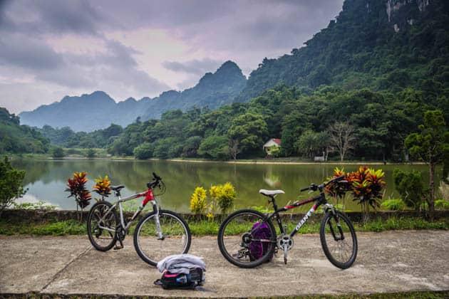 RTW Recap Vietnam Cuc Phuong Buffalo Run
