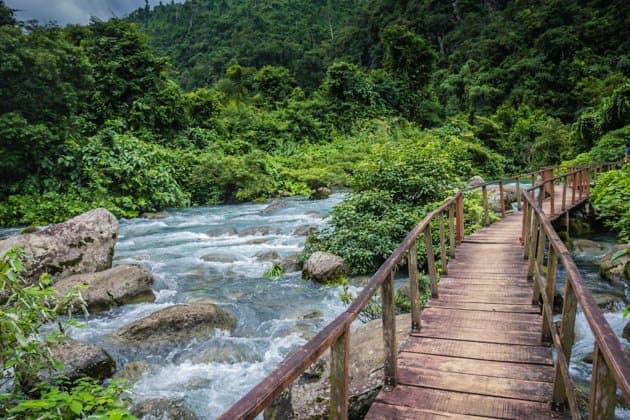 Phong Nha Vietnam Buffalo Run -adventure bucket list