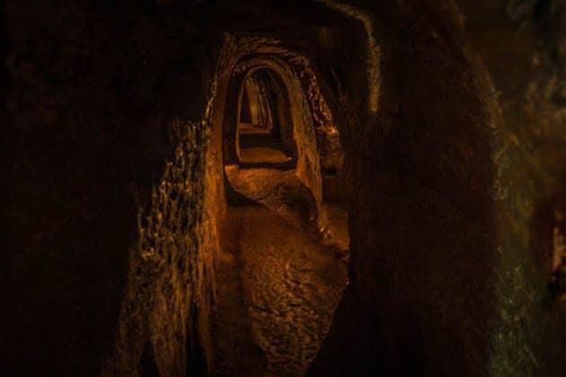 Vinh Moc Tunnels Vietnam Buffalo Run