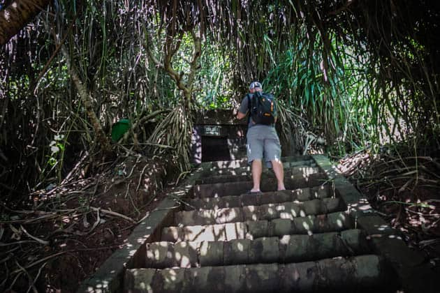 Vinh Moc Tunnels Vietnam War DMZ