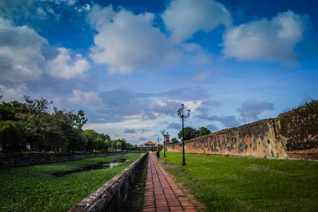 Hue Imperial City Vietnam