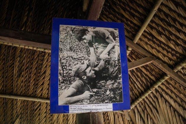 Cu Chi Tunnels Vietnam War