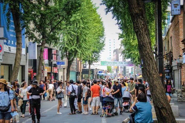 Top Things to do in South Korea Insadong