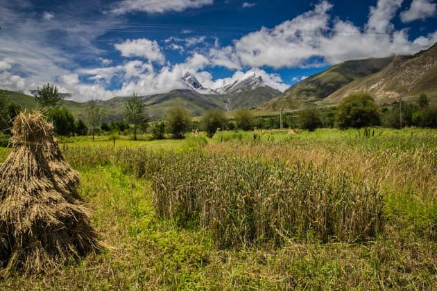 Himalayas Tibet