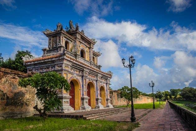 Imperial Hue Vietnam
