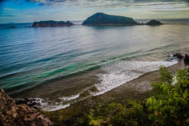 Busuanga Coastline Philippines