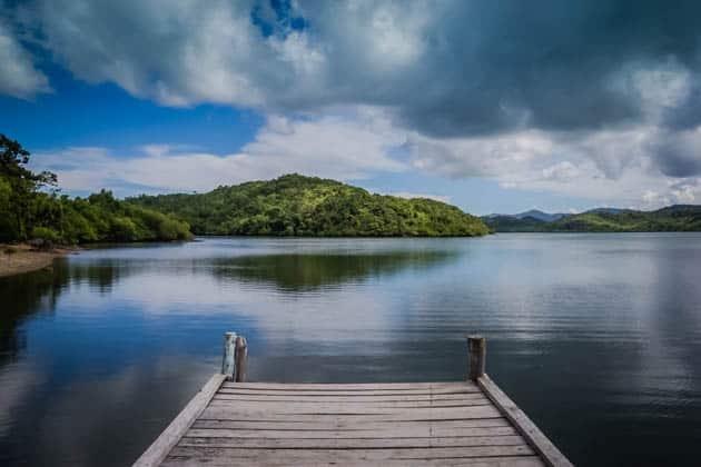 Caluit Island Safari Park Palawan Philippines