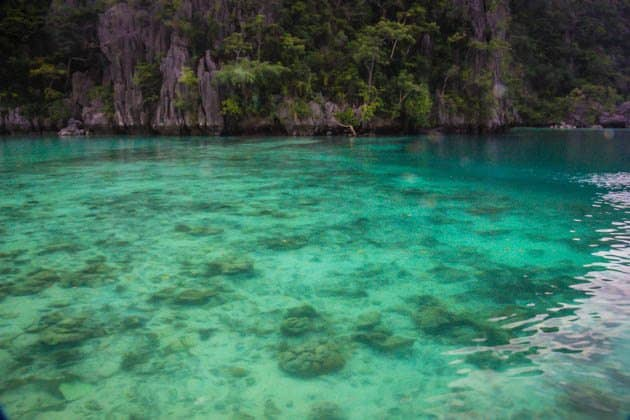 Clear Water Palawan Philipines