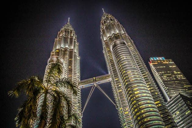 Petronas Towers Kulala Lumpur Malaysia
