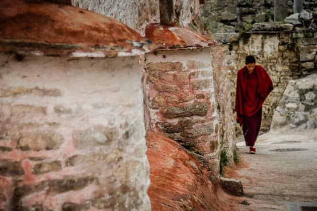 Sera Monastery Monks Tibet