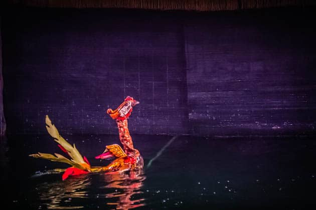 Thang Long Water Puppet Show Theater