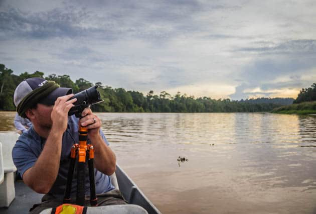 Kinabatangan River Sabah Borneo Divergent Travelers