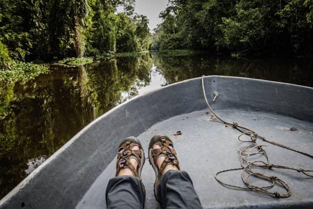 Kinabatangan River Sabah Borneo Keen Footwear