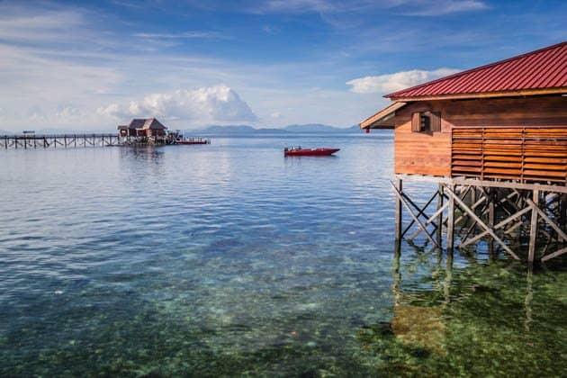 Mabul Island Scuba Junkie Borneo