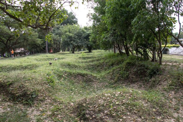 Choeung Ek Killng Fields Cambodia