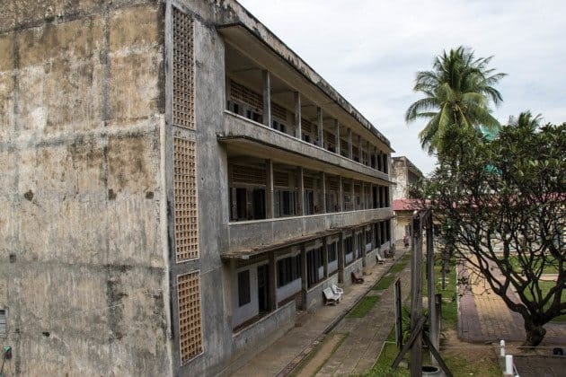 Tuol Sleng Genocide Museum Cambodia