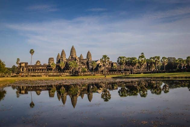 Complete Guide to Visiting Angkor Wat Siem Reap Cambodia