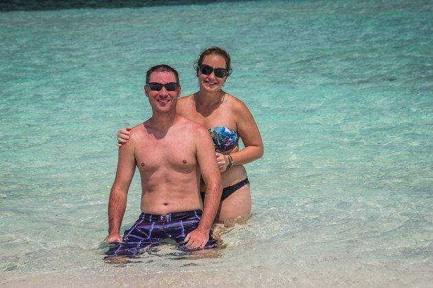 Maamasfushi Sand bar Divergent Travelers