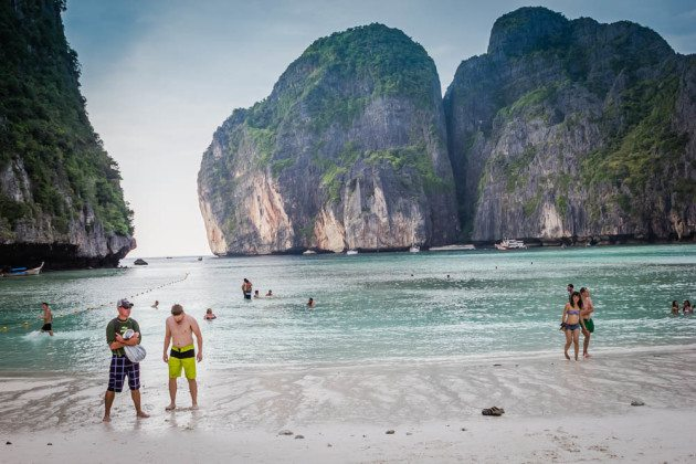Complete Guide to the Phi Phi Islands Maya Bay