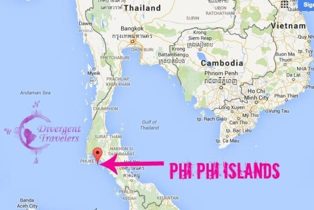 Complete Guide to the Phi Phi Islands Thailand