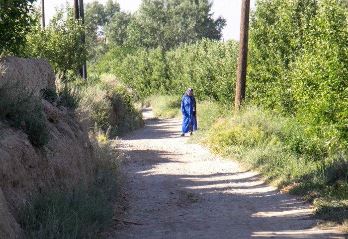 Hiking Midelt Morocco