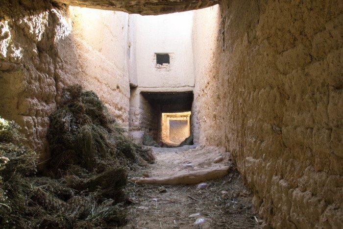 Berber House Hiking Midelt Morocco