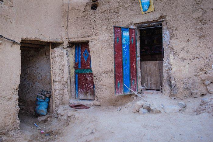 Hiking Midelt Morocco Berber House