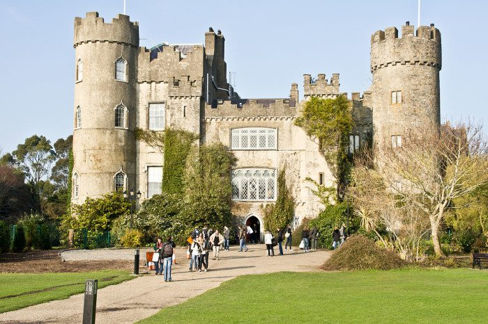 Malahide Castle one of the best Castles in Ireland