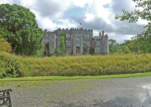 Birr Castle Offaly one of the best Castles in Ireland