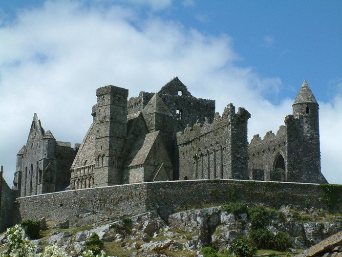 Rock of Cashel one of the best Castles in Ireland